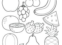 Food Pyramid Coloring Page Best Of Fruits Coloring Pages Lovely
