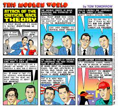 Attack of the Critical Race Theory ...