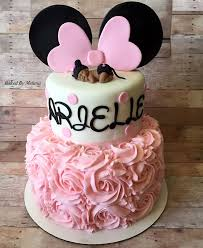 perfect ideas minnie mouse birthday cake extraordinary best 25 on mini