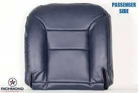 1995 1999 gmc yukon suburban slt sle seat cover passenger bottom blue navy