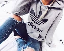 adidas outfits. adidas uk official store - fall winter outfits hoodie and casual, red