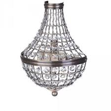 crystal basket wall light chandelier