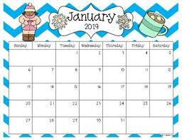 2019 2021 Editable Calendar 30 Months Pdf Version