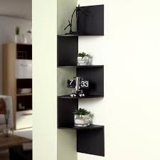Display Corner Tower, Wall Display Shelving .