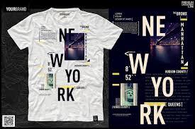 New Design Printing New York City T Shirt Print By Nospoon Design On