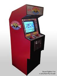 street fighter ii champion edition rent my arcade