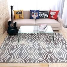 bedside rugs modern geometric coffee great carpet living room bedroom bedside rugs big floor mats personality