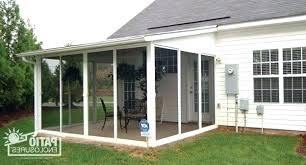 screen porch systems. Screen Porch Systems Photo 1 Of 9 White Aluminum Frame Room With .