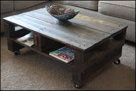 charming the best 20 diy pallet coffee table projects for your living room with diy industrial