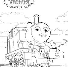 Thomas Coloring Pages Printable The Train Coloring Sheets Thomas The