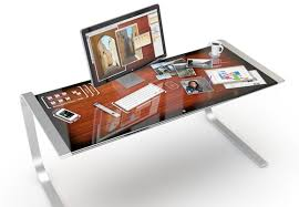 futuristic office desk. futuristic office desk this multitouch idesk concept is the home of future with u