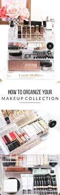 how i my make up collection with glambo