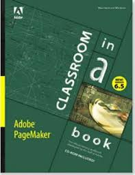 book cover page maker adobe pagemaker 6 5 classroom in a book adobe systems