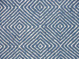 blue rug texture. Soft Sisal Rug In Blue And White Diamond Pattern For Modern Living Room Ideas Texture