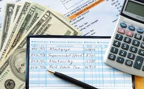 Household Expenses Calculator How To Budget Calculate Monthly Income And Expenses