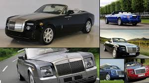 Rolls Royce Phantom - All Years and Modifications with reviews ...