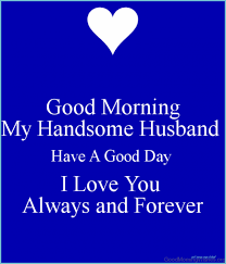 good morning images husband