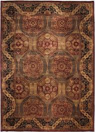 cyrus artisan indian celtic rug