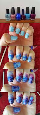 36 Striped Nail Art Ideas - The Goddess