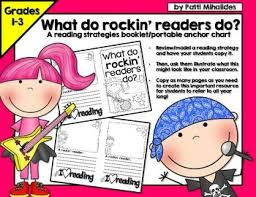 Reading Strategies Booklet What Do Good Readers Do