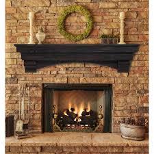 brick fireplace mantel shelf internet hereus how to build a fireplace mantel do or diy interesting