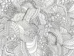 Small Picture Detailed Geometric Coloring Pages And Complex Design glumme