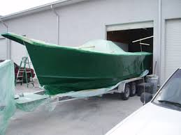 every boat gets the utmost attention to detail to make sure that there will be no streaks over spray or blotches bluewater boat works makes sure that the