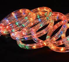 christmas rope lighting. Kingfisher ROPE10M Flashing Decorative Rope Light, Transparent, 10 M Christmas Lighting I