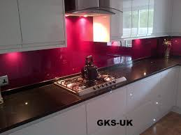 Kitchen Splashbacks Black And White Kitchen Red Splashback Yes Yes Go