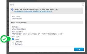 Create A Simple Open Work Order Report Help Centre