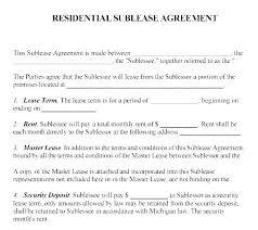 Basic Rental Agreement Template Basic Tenancy Agreement Template Free
