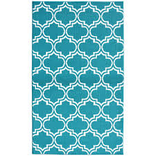 Teal Living Room Rug Silhouette Teal White Area Rug Home Home Decor Rugs Area