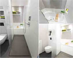Badezimmer Mit Dusche Und Badewanne Modern