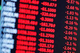 After summer of stock market highs ...