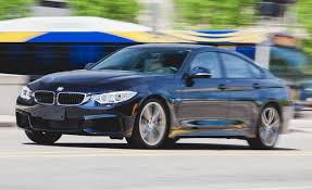 Coupe Series bmw 435i 2015 : 2015 BMW 435i Gran Coupe Test | Review | Car and Driver