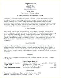 Resume General Format Sample General Labor Resume General Labor ...