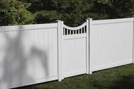 New Ideas Vinyl Fencing Gates With Vinyl Fence Gate 7 Image 7 of 21