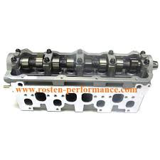 1.9 TDI ALH,ASV complete cylinderhead with camshaft - Rosten Performance