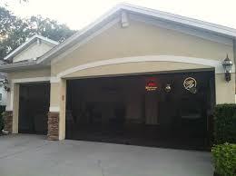 retractable garage door screensDouble Garage Door Screen On Clopay Garage Doors For Lowes Garage