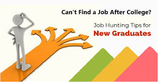 Tips To Find A Job Cant Find A Job After College Job Hunting Tips For New