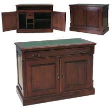 atlas oak hidden home office. Computer Hideaway Desk Ikea Opus Oak La Mahogany Solid Wood . Atlas Hidden Home Office