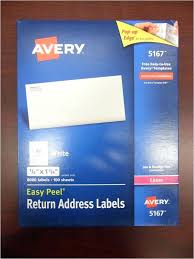 Avery 5167 Labels Avery Template 5167 Yoyoshotel Info