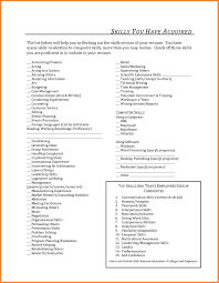 Resume People Skills Resume Computerlls List Inside On Excellent Communication Example 10