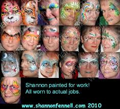 categories face painting face painting designs seasonal and holiday face painting shannon fennell permalink