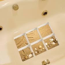 bathtub design l and stick non slip vinyl bathtub stickers appliques l skid shower decals