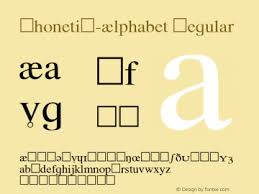 With the english alphabet you lay the most important foundation for learning the english language. Phonetic Alphabet Font Phonetic Alphabet Altsys Metamorphosis 12 10 93 Font Ttf Font Uncategorized Font Fontke Com