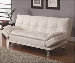 contemporary white sleeper sofa bed modern futons new york