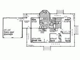 eplans farmhouse house plan wraparound porch and screened porch