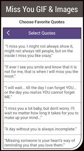 Miss You Gif And Images For Android Apk Download