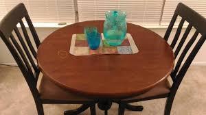 east west furniture antique 5 piece